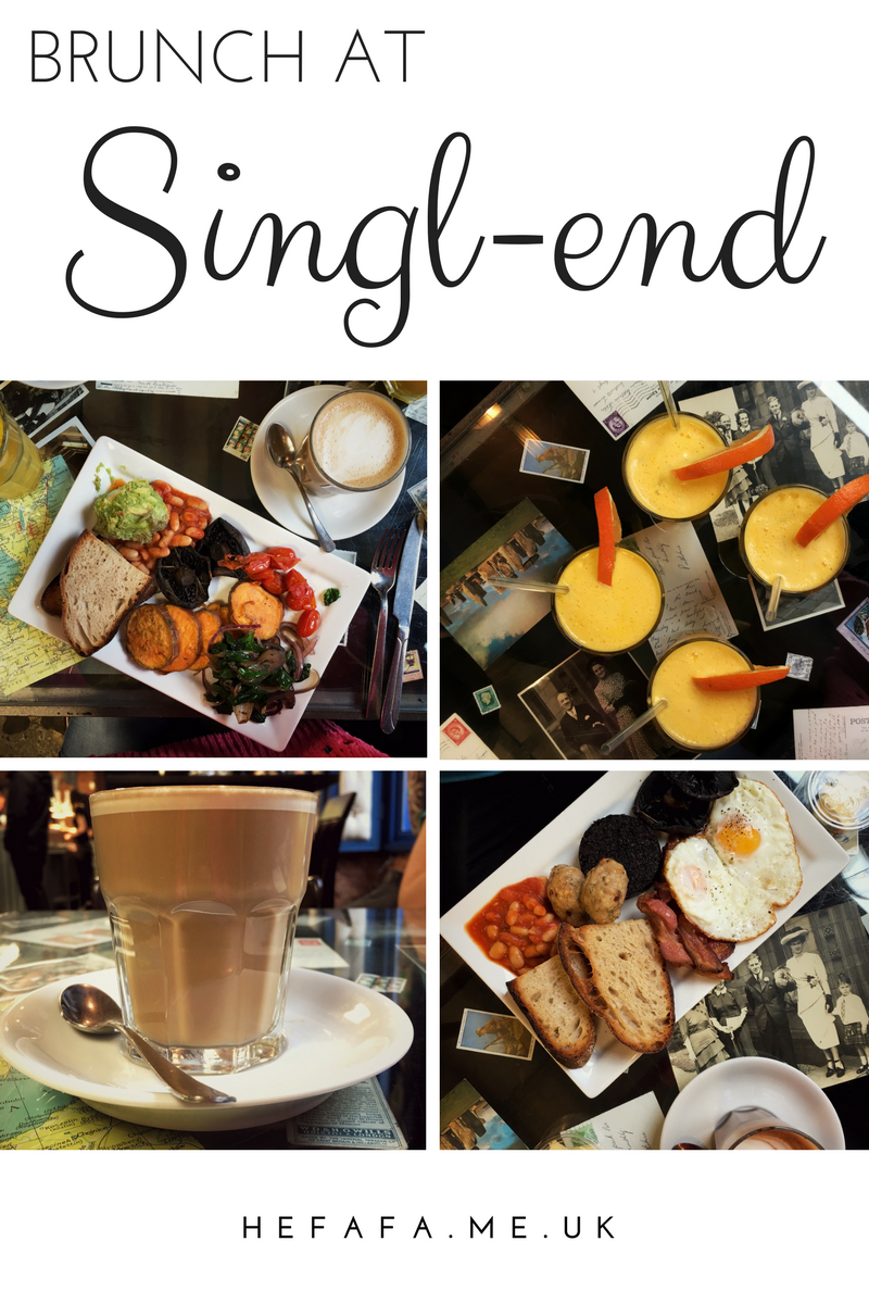 Brunch at Singl-end - hefafa.me.uk