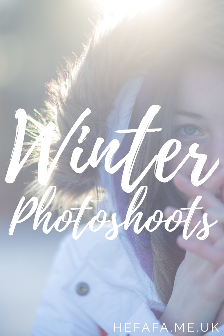 Winter Photoshoots - hefafa.me.uk