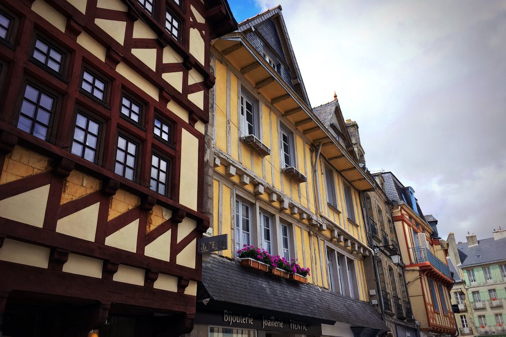 Quimper, Brittany