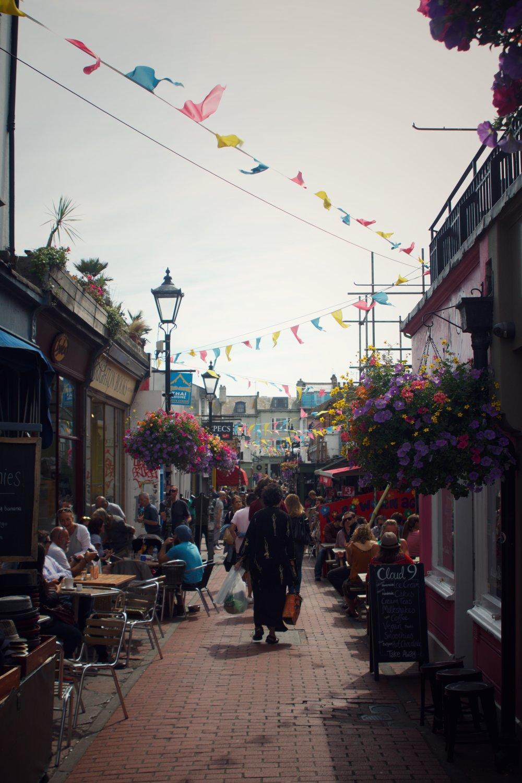 Kensington Street, Brighton