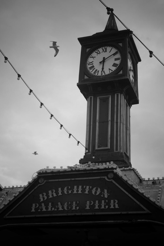 Brighton Palace Pier, Brighton