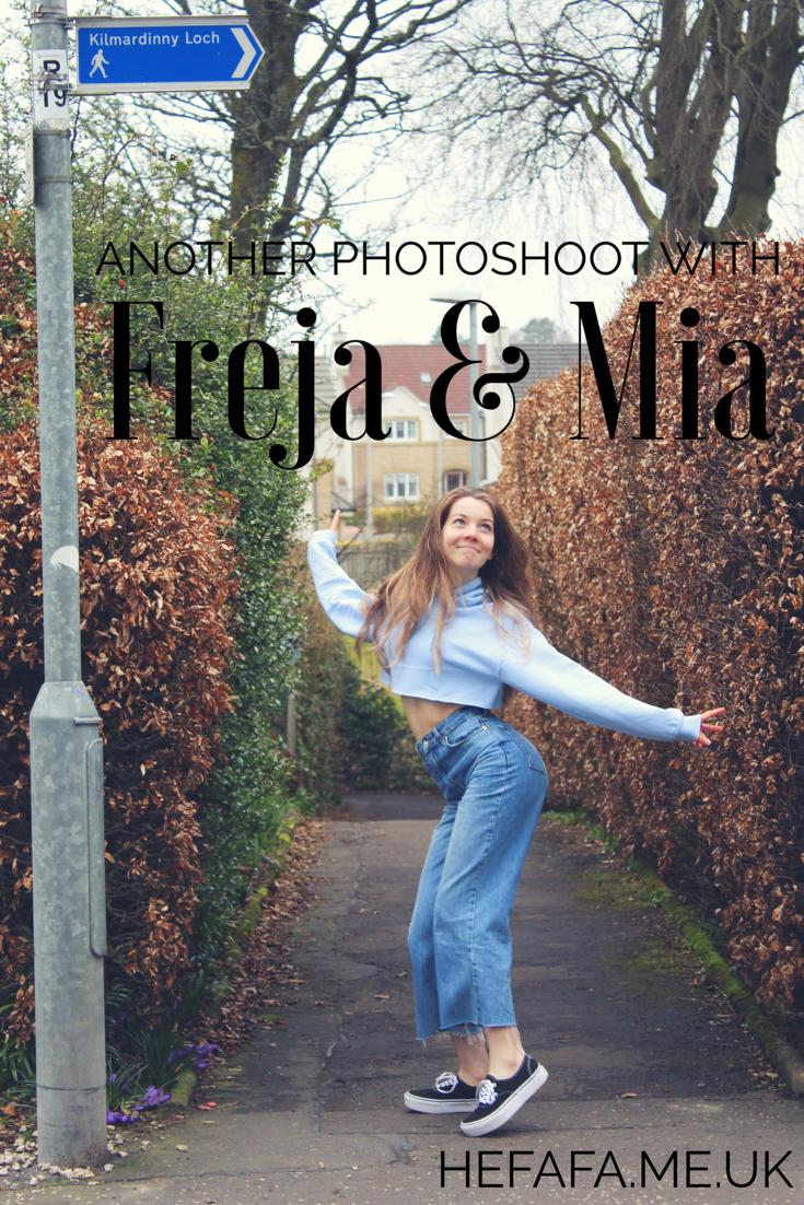 another photoshoot with freja & mia - hefafa.me.uk