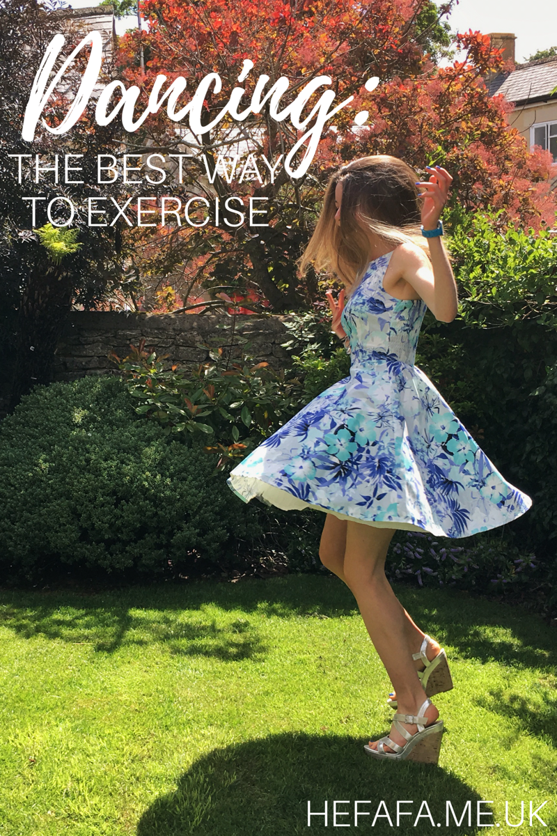 Dancing: The Best Way To Exercise - hefafa.me.uk