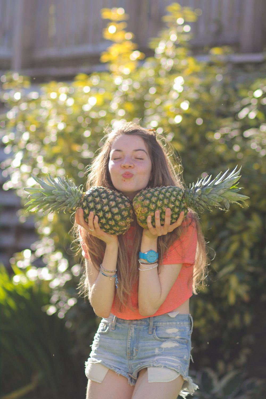happy pineapple day