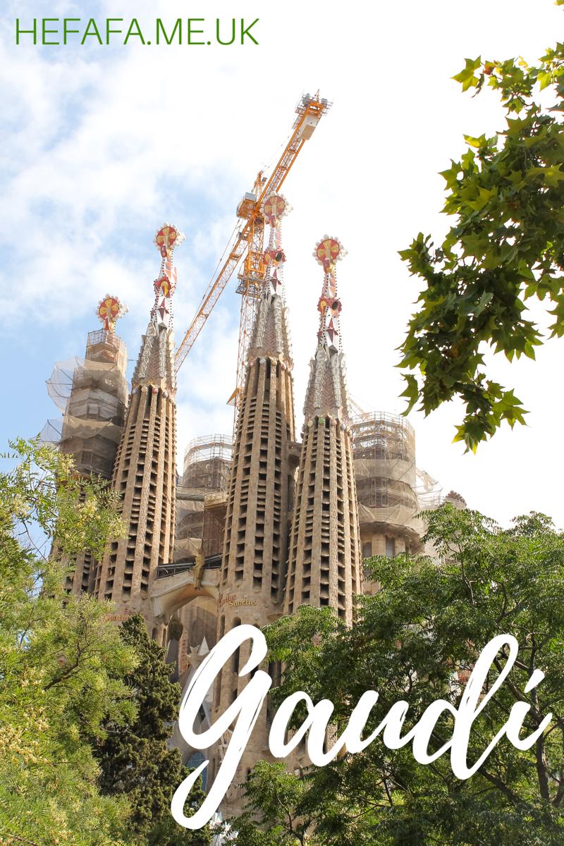 Gaudí - hefafa.me.uk