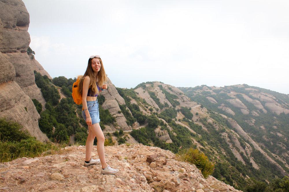 view in Montserrat