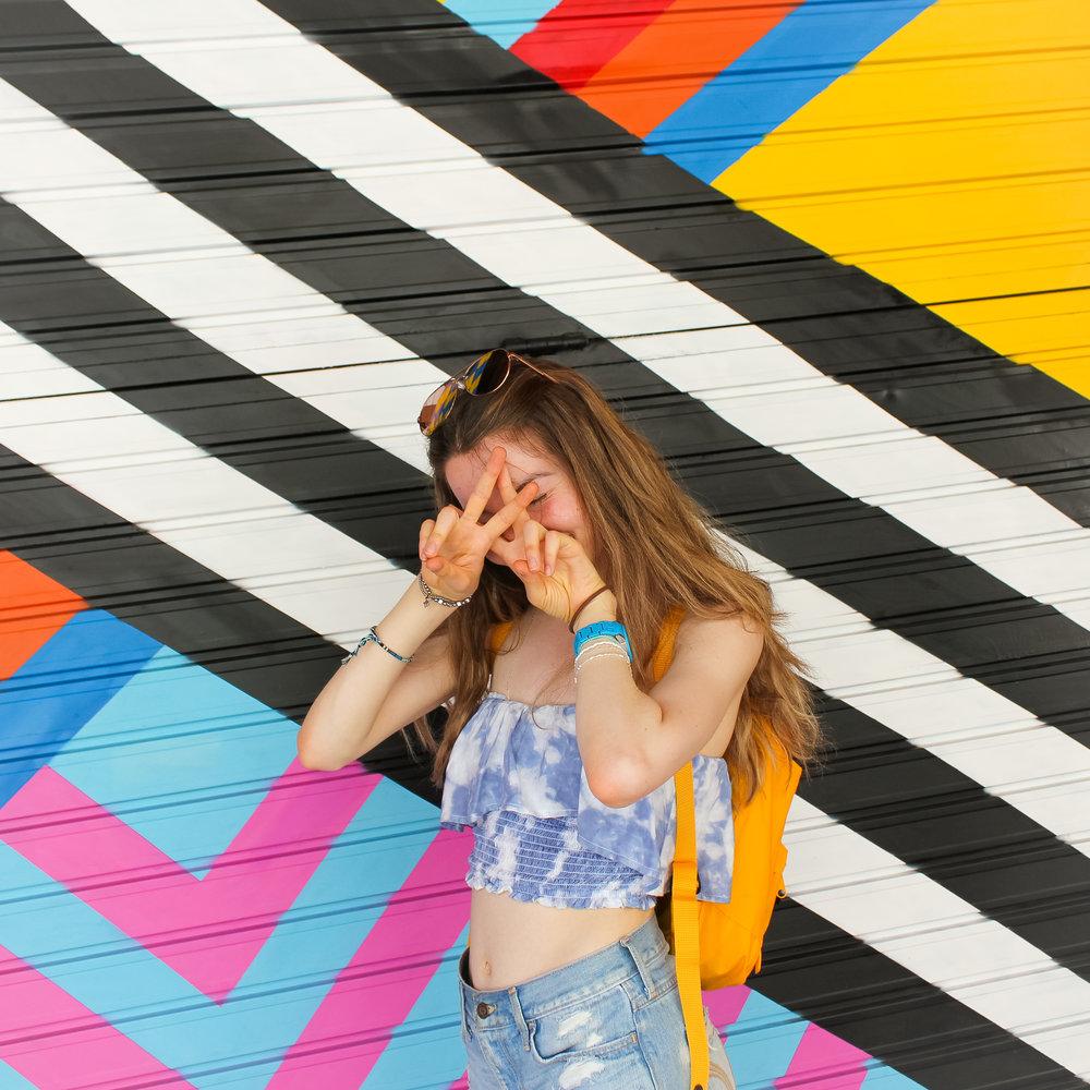 a little bit of wall art