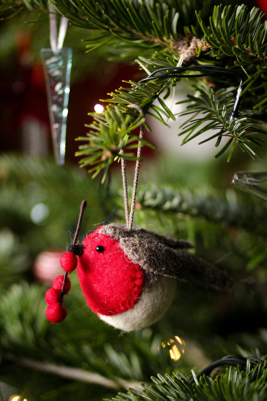 robin decoration