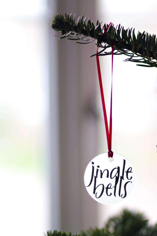 jingle bells decoration