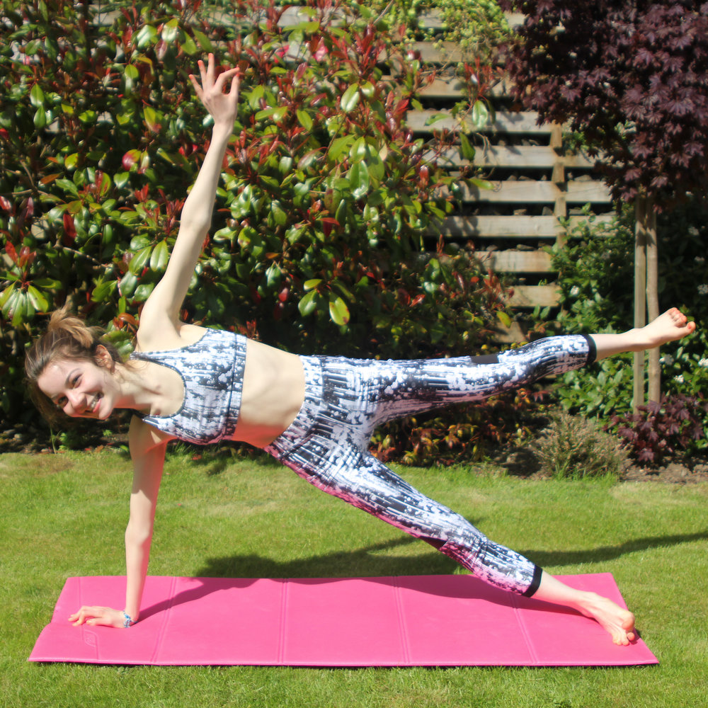 12th May - some yoga fun in the sun ( here 's why you should give it a try…)