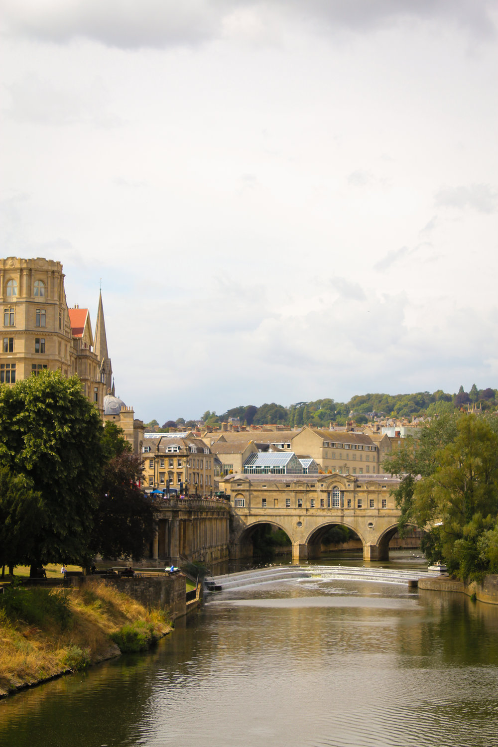 9th August - a lovely day trip to Bath