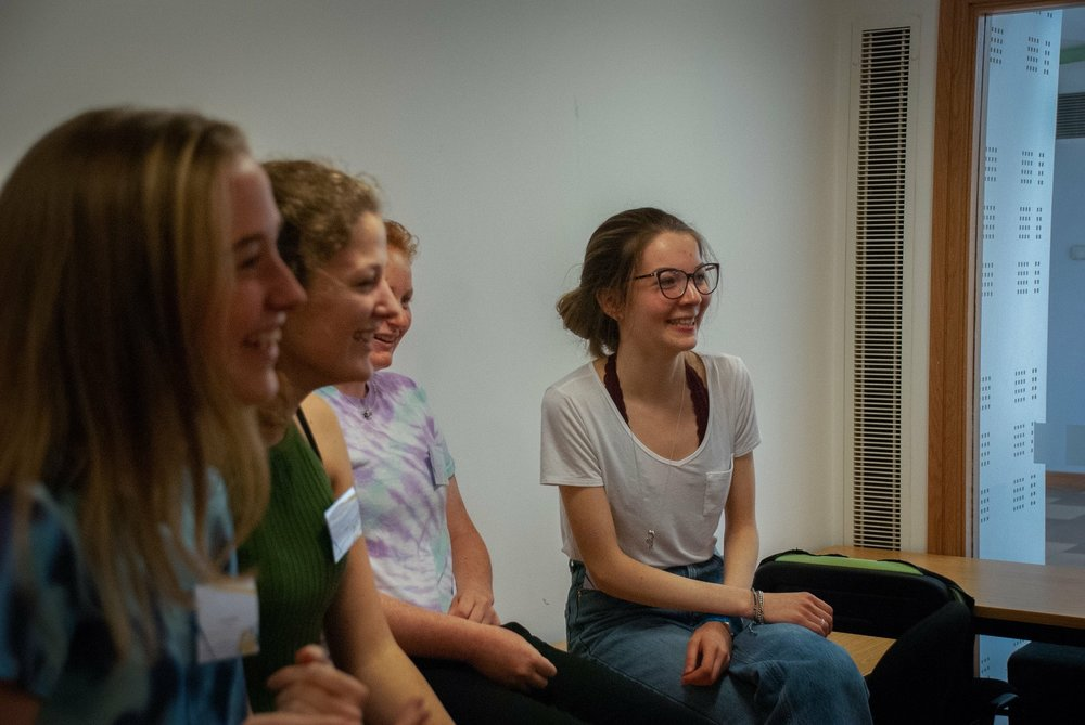 8th September - team building at EYP Nationals in Liverpool