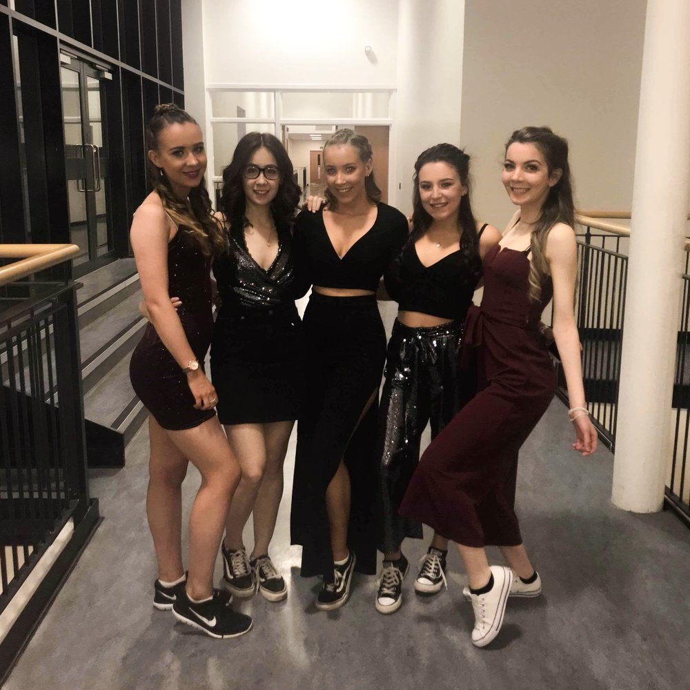 27th November - fashion show