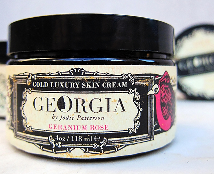 Georgia by Jodie Patterson - Packaging