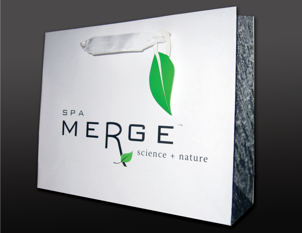 Spa Merge - Packaging