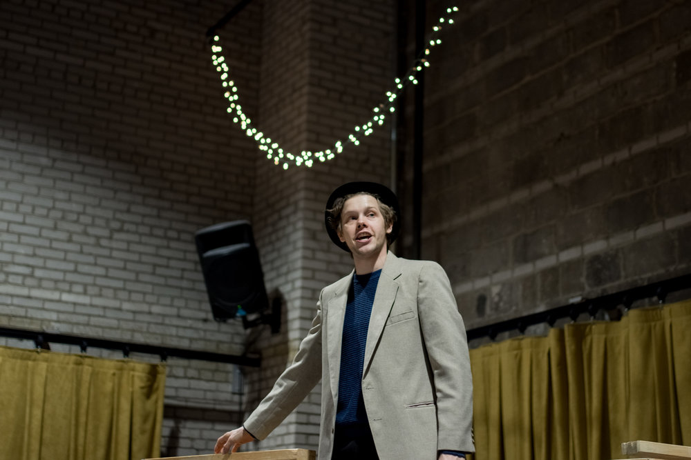 Tyler Michaels (Balladeer/Oswald), Photo credit Emilee Elofson