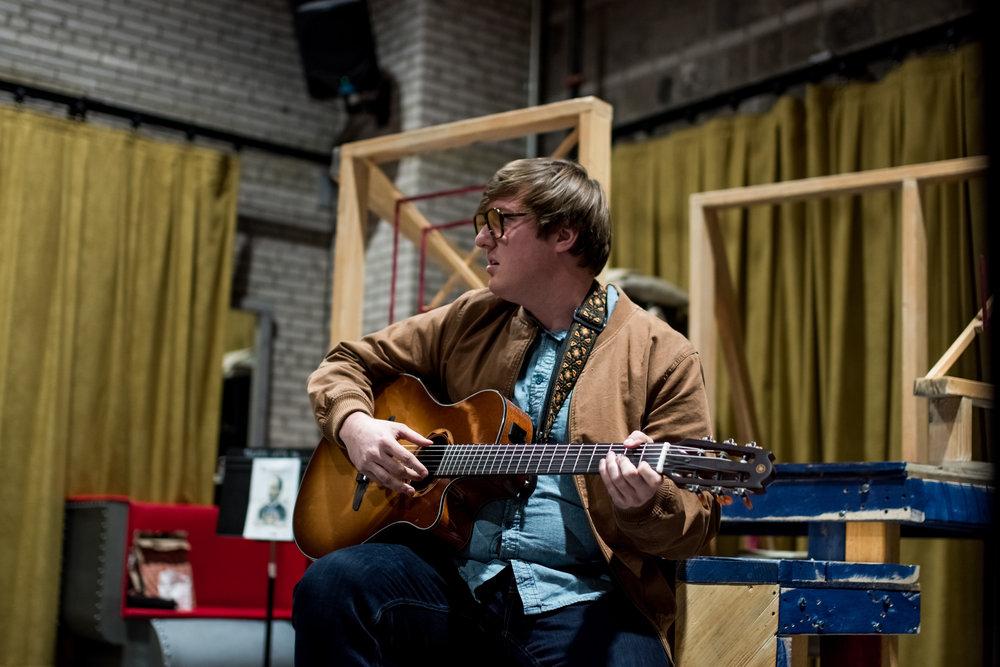 Evan Tyler Wilson (John Hinkley), Photo credit Emilee Elofson