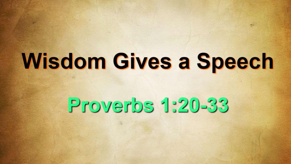 Wisdom Gives a Speech.jpg
