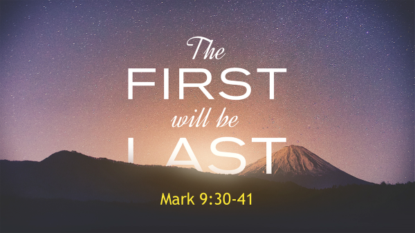 The First Will Be Last