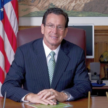 Governor Dannel P. Malloy  (D) Connecticut
