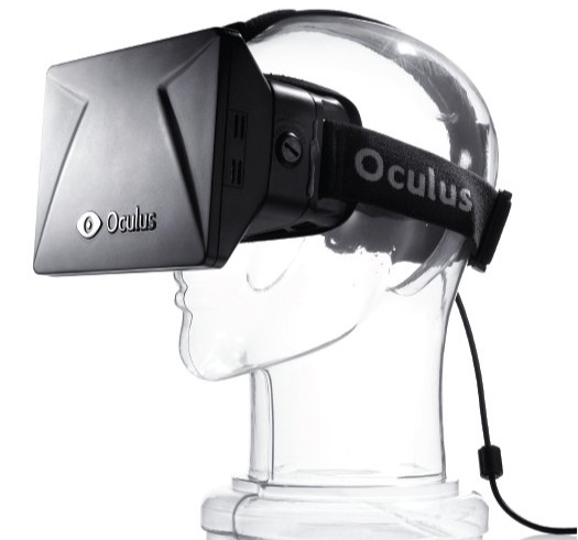 "Oculus Rift Dev Kit 1 represents the first of the ""modern"" Virtual Reality systems."