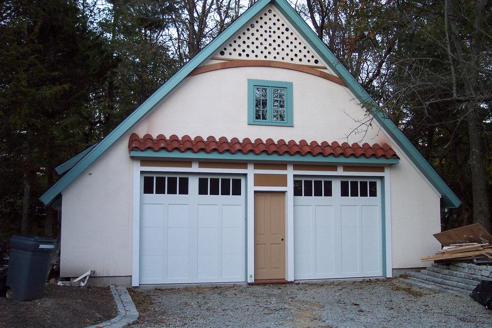 tire garage -