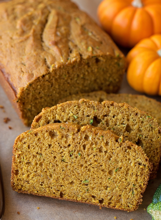 Bodacious Breads! - While this yummy and vitamin rich bread can be enjoyed year round, it's especially good in the Fall and for Thanksgiving!
