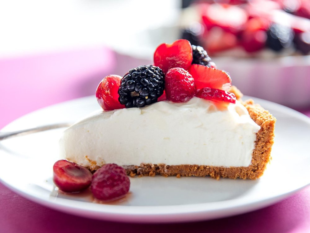 Delightful Desserts! - This almost effortless treat can be made with fruit or other more decadent options. A wonderful dairy treat for Shavuot!