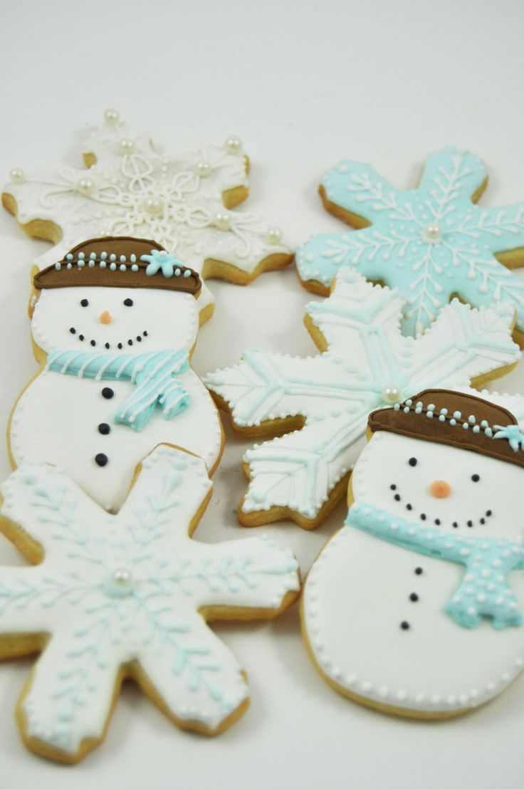 Seasonal & Holiday Eats - These delicious cookies can be made all year round, but they are especially good as a Chanukah or Christmas treats! Enjoy!