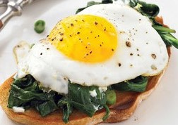Blissful Breakfasts! - Let's take one of the most basic ingredients, eggs, and spice it up Da Vinci style!
