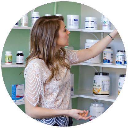 Grand Rapids Natural Health patients can order supplements through Fullscript (photo).