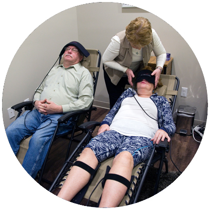 Grand Rapids Natural Health Integrative Services, LED Light Therapy Session