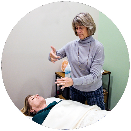 Grand Rapids Natural Health Services, Spiritual Energy Therapy Session