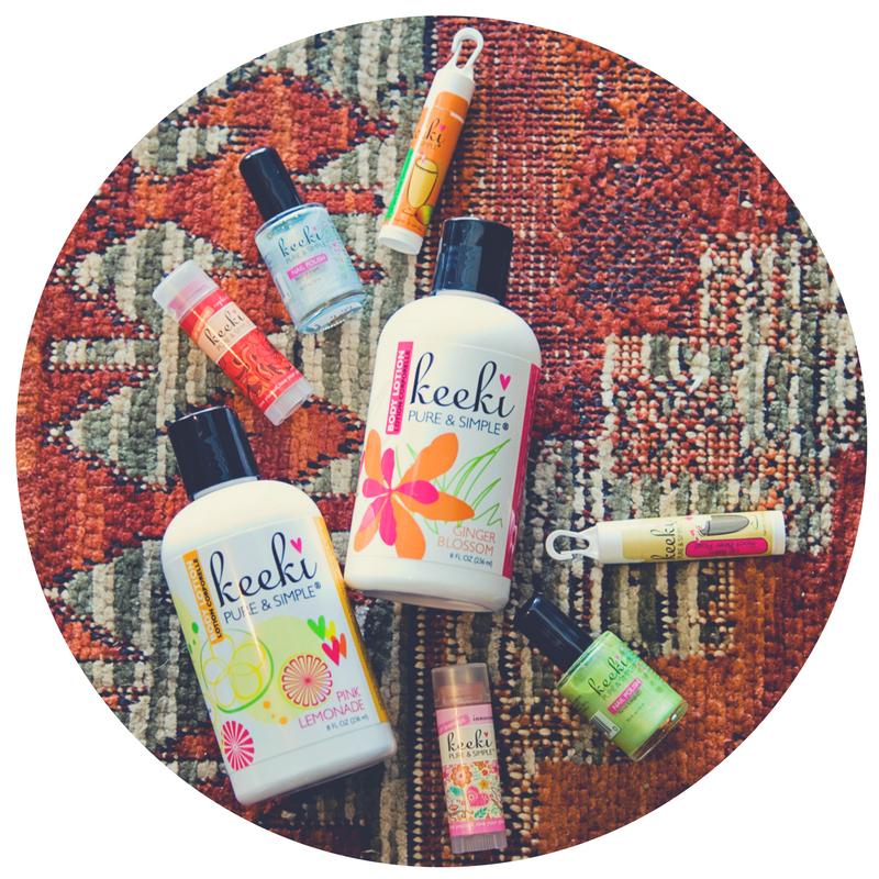 Keeki products at Grand Rapids Natural Health (photo).