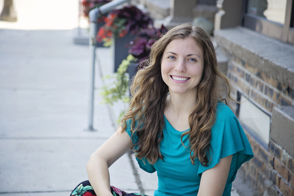 Lauren Ramey, Holistic Esthetician (photo).