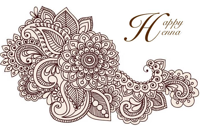 Happy Henna logo (photo).