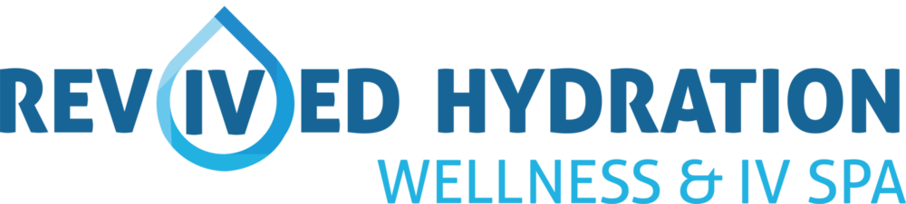 Revived Hydration Wellness and IV Spa logo (photo).
