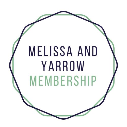 Melissa and yarrow Membership logo.png