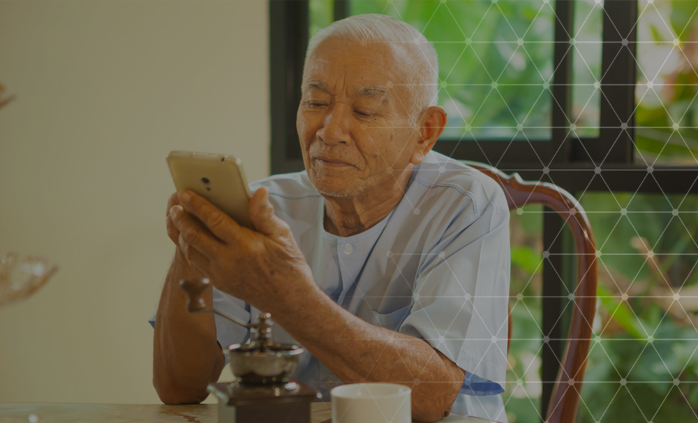 Reach more people  with the evidence-based connected care platform