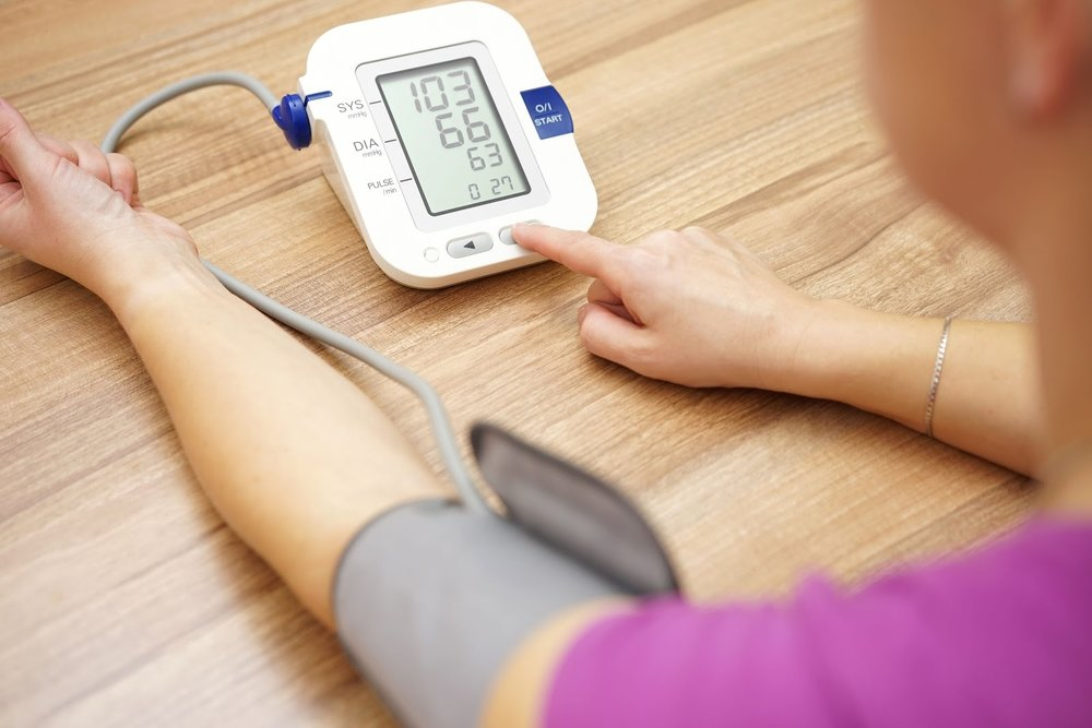 Hypertension - Track and manage high blood pressure.