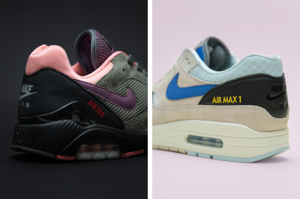 3b35bcff2c Nike teams up with Size? to release their Air Max 'Dusk To Dawn' Pack —  DSTNGR