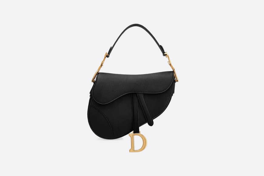 Dior Saddle Calfskin Bag