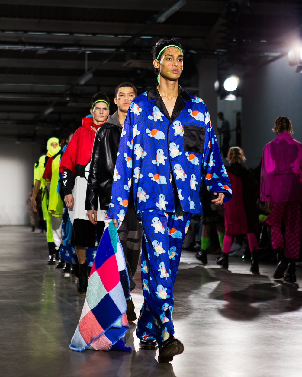 Bobby Abley AW19 Show | Photography by Rianna Gayle