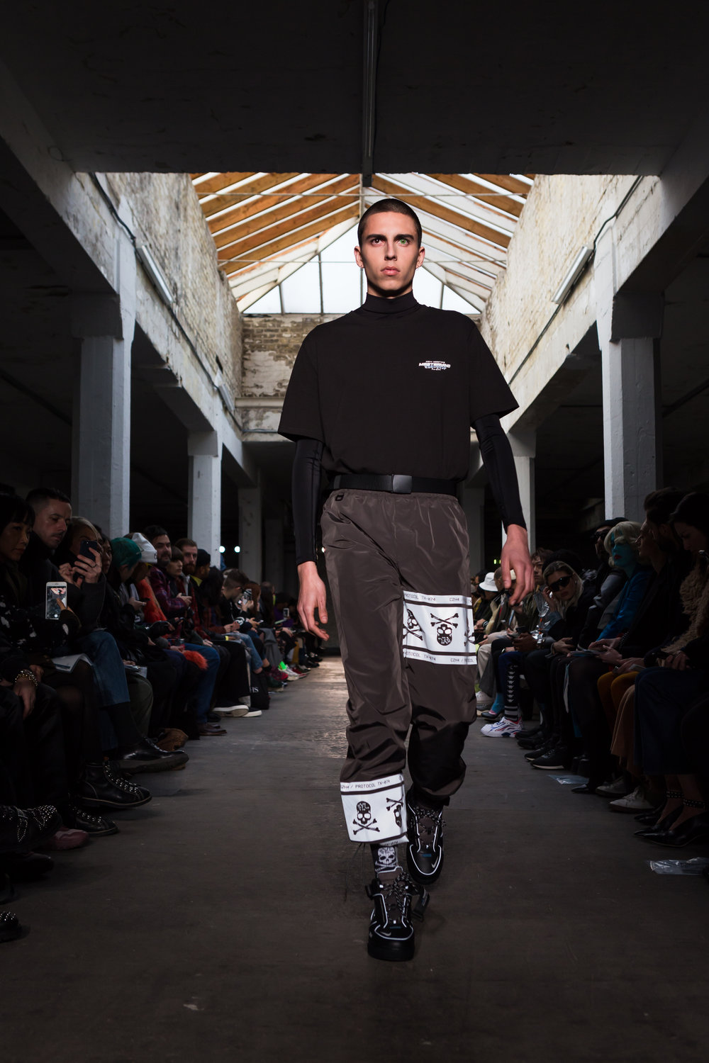 C2H4 AW19 Show | Photography by Rianna Gayle