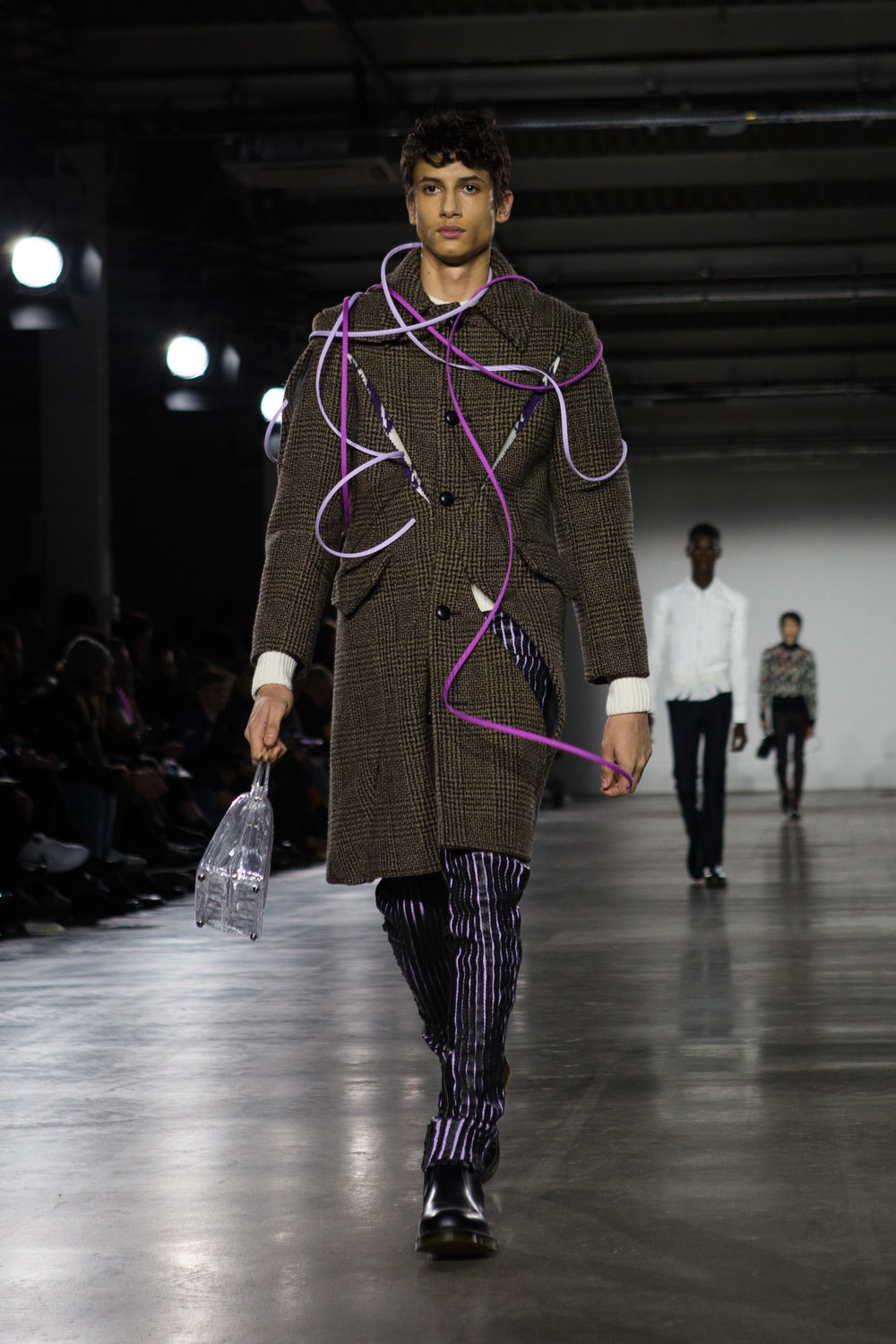 Stefan Cooke x Fashion East AW19 Show | Photography by Rianna Gayle