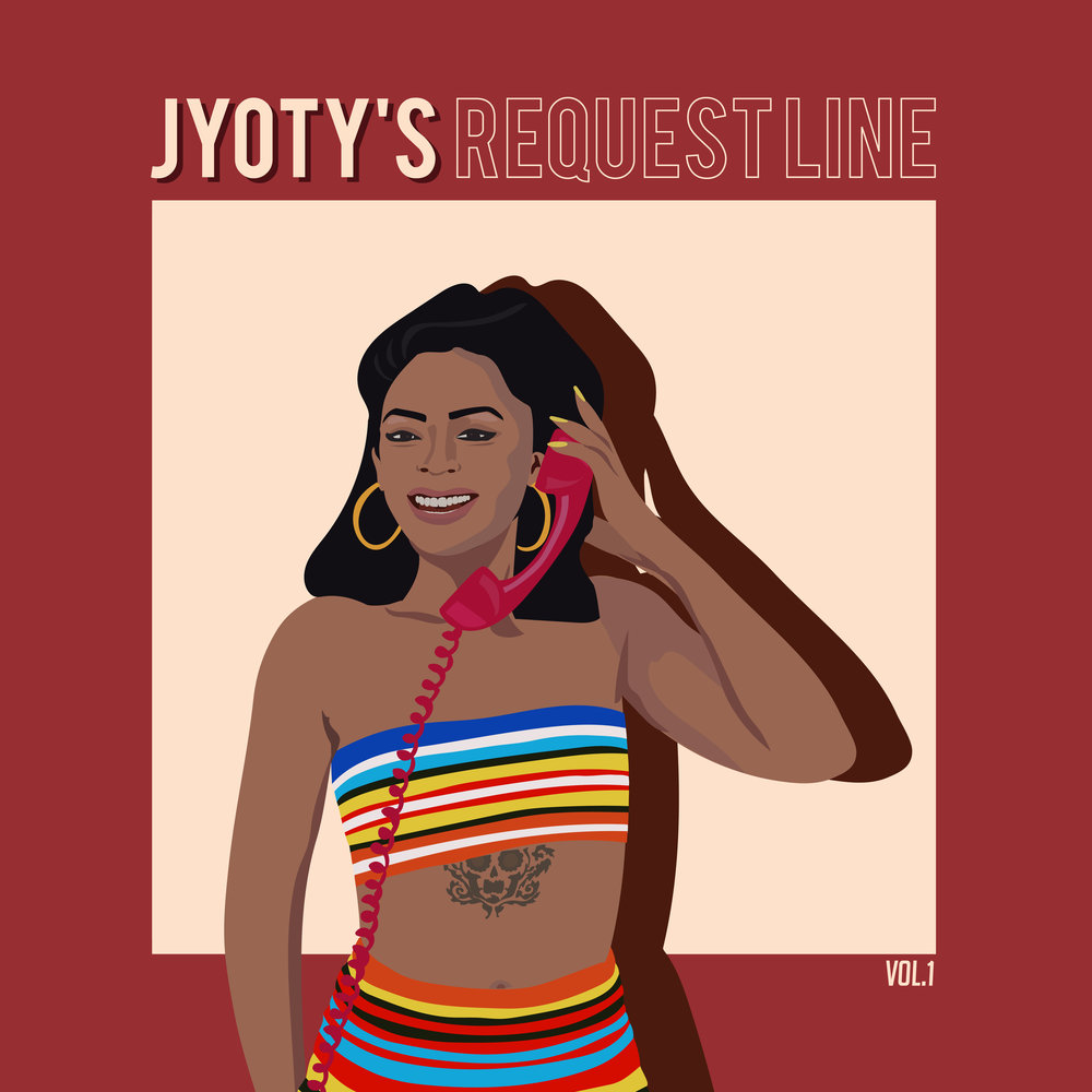 Jyoty's Request Line Vol1_DSTNGR