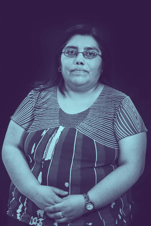 Patricia Messier - Artesana / Kawéskar