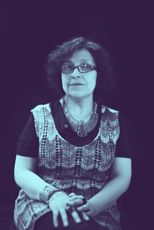 Hortensia Fuentes - Artesana / Artista