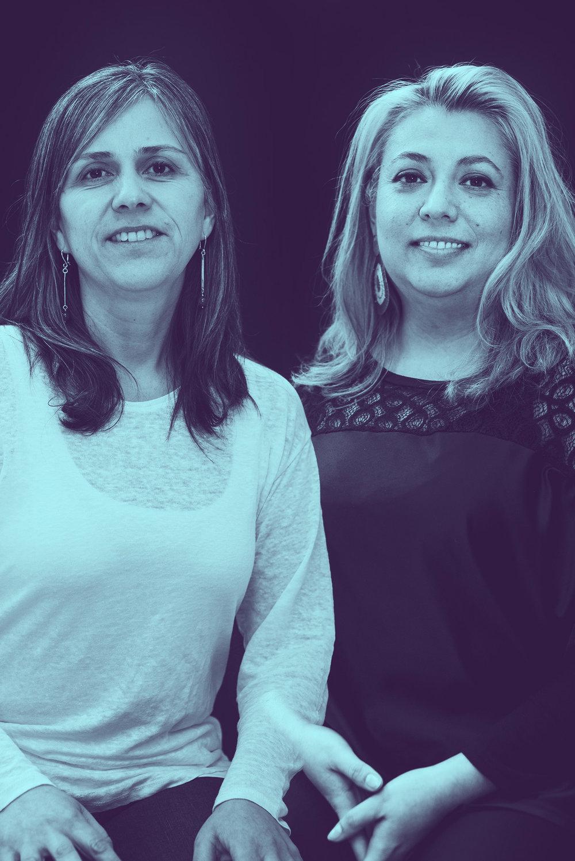 Wendy Rubio & Jeannette Andersen - Artesanas