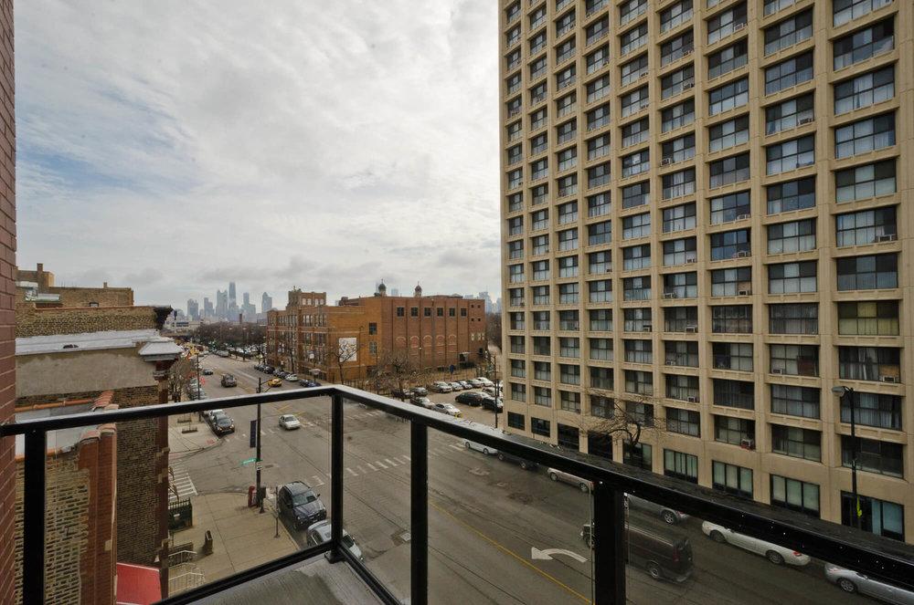 401 - Balcony